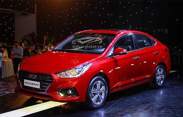 gia xe hyundai accent 2019 muaxegiatot vn 7 Đánh giá xe Hyundai Accent 2021 kèm giá bán #1
