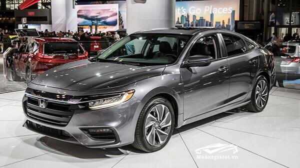 OHto onda City 2019 sẽ có ngoại hình thừa hưởng gần như trọn vẹn từ đàn anh Honda Insight Prototype (Trong hình là Honda Insight Prototype)