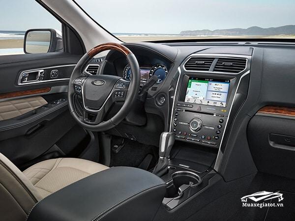 noi that xe ford explorer 2019 2 3 l 4wd limited ecoboost muaxegiatot vn 6 Đánh giá xe Ford Explorer 2021 kèm giá bán!