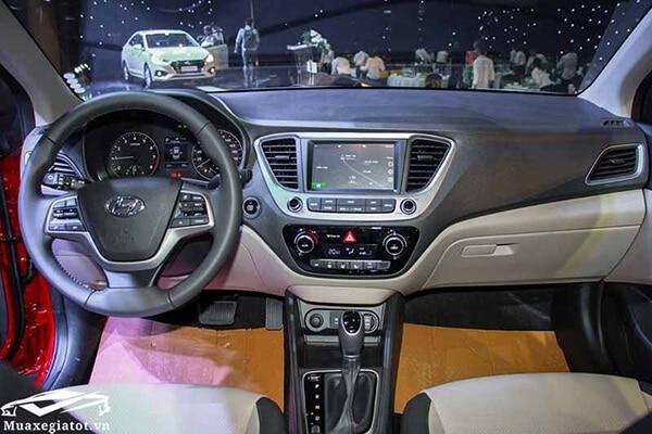 noi that xe hyundai accent 2019 muaxegiatot vn 9 Đánh giá xe Hyundai Accent 2021 kèm giá bán #1