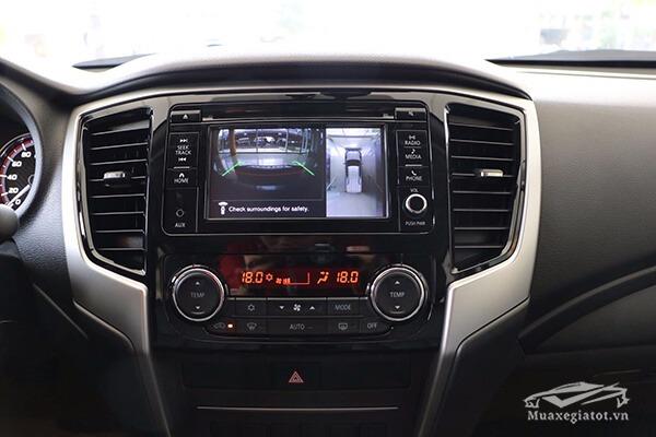 An toàn Mitsubishi Triton 2020