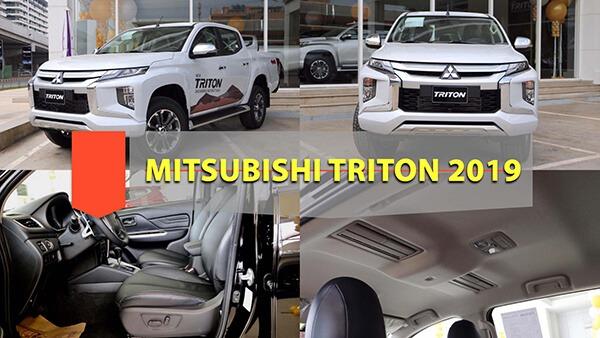 Đánh giá xe Mitsubishi Triton 2020 mới
