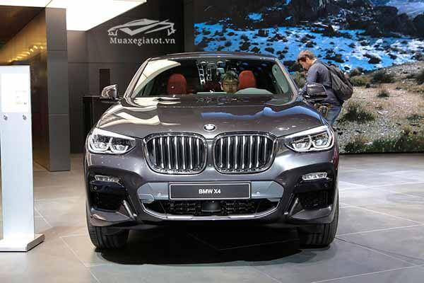 dau xe bmw x4 2019 muaxenhanh vn 2 Đánh giá xe BMW X4 2021 kèm giá bán!
