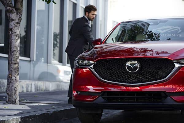 Mazda CX5 2019 ra mắt Nhật Bản và thị  trường Anh Quốc