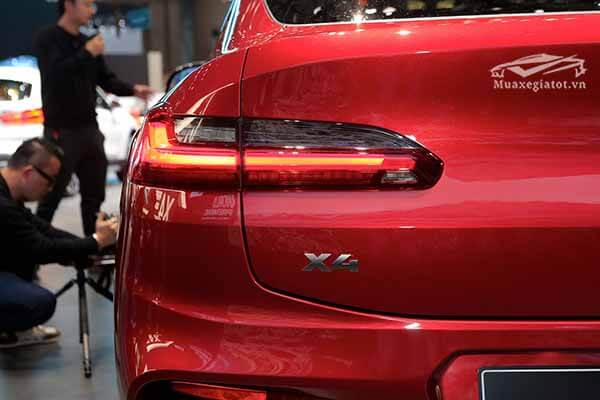 den hau xe bmw x4 2019 muaxenhanh vn 8 Đánh giá xe BMW X4 2021 kèm giá bán!