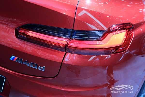 den hau xe bmw x4 2019 muaxenhanh vn 9 Đánh giá xe BMW X4 2021 kèm giá bán!
