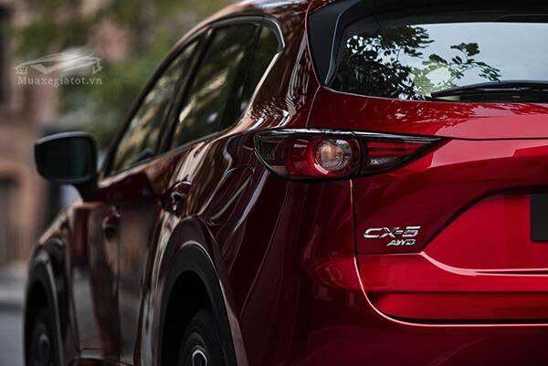 den hau xe mazda cx5 2019 muaxegiatot vn 10 Đánh giá xe Mazda CX5 2021 thế hệ mới