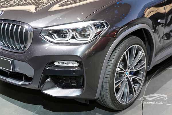 den xe bmw x4 2019 muaxenhanh vn 4 Đánh giá xe BMW X4 2021 kèm giá bán!