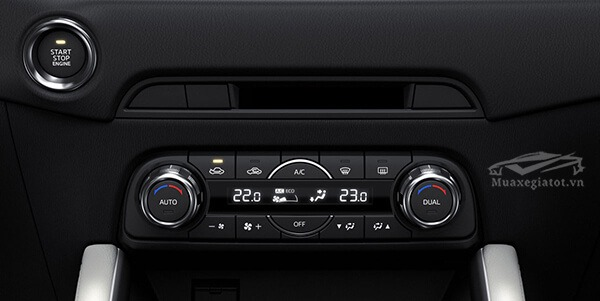 dieu hoa mazda cx5 2019 muaxegiatot vn 9 Đánh giá xe Mazda CX5 2021 thế hệ mới
