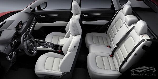 ghe mazda cx5 2019 muaxegiatot vn 13 Đánh giá xe Mazda CX5 2021 thế hệ mới