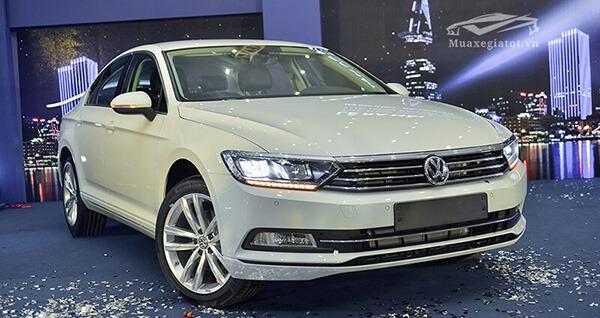 Đánh giá xe Volkswagen Passat 2019