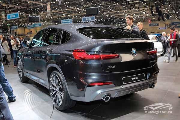 hong xe bmw x4 2019 muaxenhanh vn 5 Đánh giá xe BMW X4 2021 kèm giá bán!