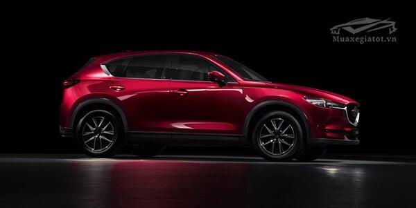 hong xe mazda cx5 2019 muaxegiatot vn 7 Đánh giá xe Mazda CX5 2021 thế hệ mới