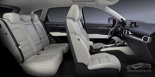 khong gian noi that mazda cx5 2019 muaxegiatot vn 5 Đánh giá xe Mazda CX5 2021 thế hệ mới