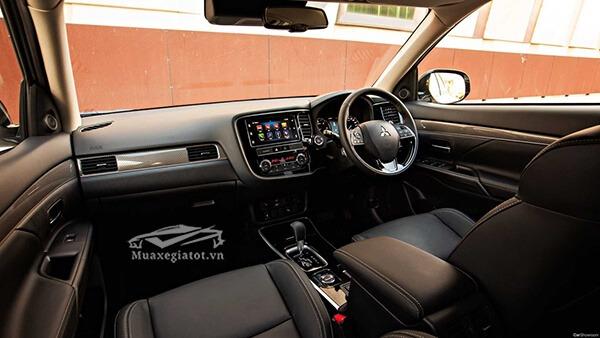 noi that mitsubishi outlander 2019 phev muaxegiatot vn 12 Đánh giá xe Mitsubishi Outlander 2021 kèm giá bán khuyến mãi #1