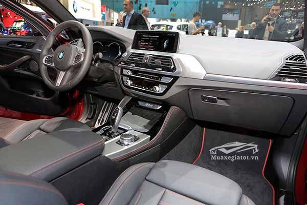 noi that xe bmw x4 2019 muaxenhanh vn 11 Đánh giá xe BMW X4 2021 kèm giá bán!