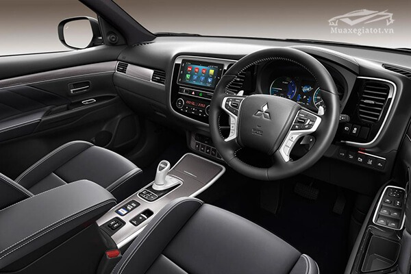 noi that xe mitsubishi outlander 2019 phev muaxegiatot vn 15 Đánh giá xe Mitsubishi Outlander 2021 kèm giá bán khuyến mãi #1