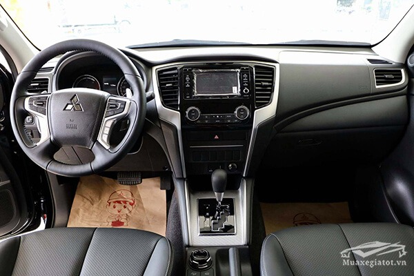 Vận hành Mitsubishi Triton 2020