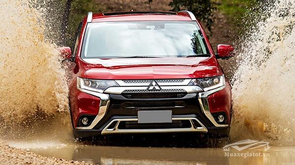 van hanh mitsubishi outlander 2019 phev muaxegiatot vn 8 Đánh giá xe Mitsubishi Outlander 2021 kèm giá bán khuyến mãi #1