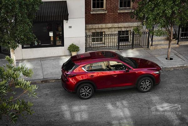 xe mazda cx5 2019 muaxegiatot vn 4 Đánh giá xe Mazda CX5 2021 thế hệ mới