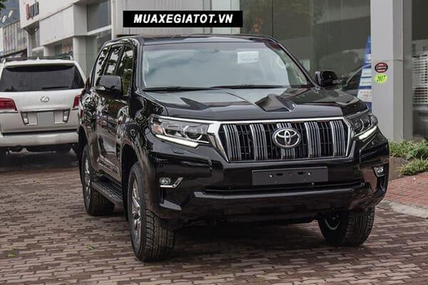 danh gia xe toyota prado 2019 muaxegiatot vn 4 So sánh Toyota Prado 2021 và Ford Explorer 2021