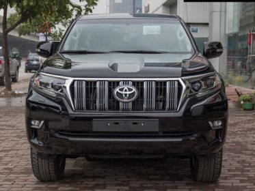So sánh Toyota Prado 2021 và Ford Explorer 2021