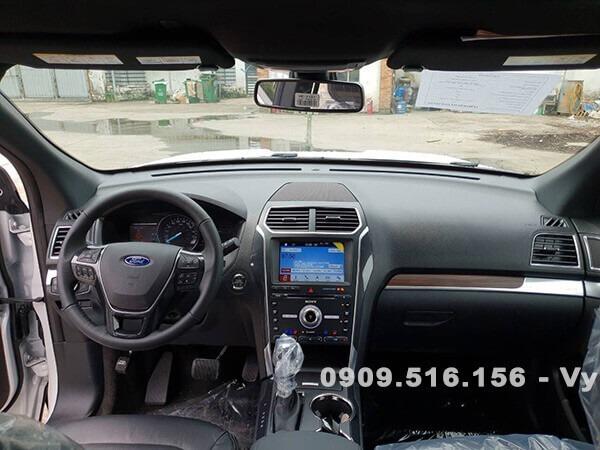 noi that ford explorer 2019 muaxenhanh vn So sánh Toyota Prado 2021 và Ford Explorer 2021