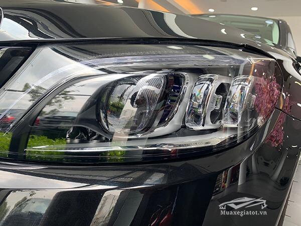 den xe mercedes c200 exclusive 2019 muaxegiatot vn 13 Đánh giá xe Mercedes C200 Exclusive 2021 kèm giá bán khuyến mãi #1