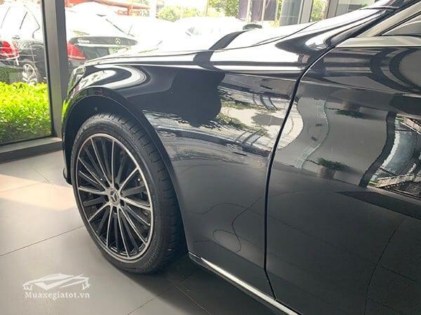 mam xe mercedes c200 exclusive 2019 muaxegiatot vn 2 Đánh giá xe Mercedes C200 Exclusive 2021 kèm giá bán khuyến mãi #1