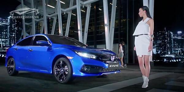 danh gia xe honda civic 2019 facelift muaxegiatot vn Đánh giá xe Honda Civic 2021 kèm giá bán khuyến mãi!