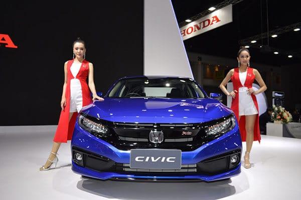gia xe honda civic rs 2019 muaxegiatot vn Đánh giá xe Honda Civic 2021 kèm giá bán khuyến mãi!