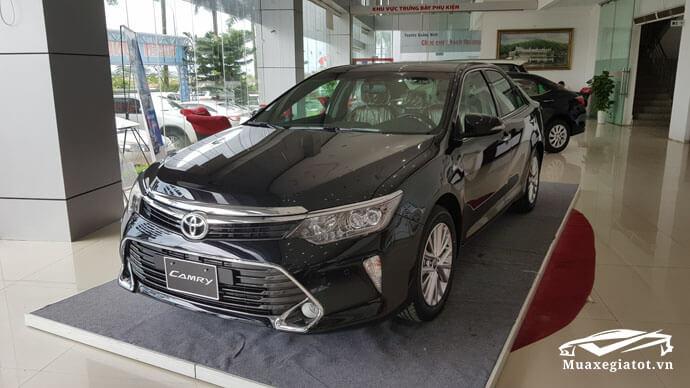 gia xe toyota camry 2 5q 2019 reviewnhanh vn 1 Đánh giá xe Toyota Camry 2019 lắp ráp Việt Nam
