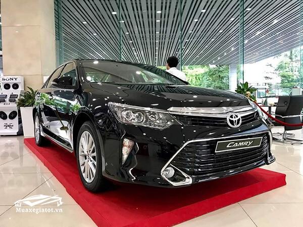 gia xe toyota camry 2019 25q reviewnhanh vn 8 Đánh giá xe Toyota Camry 2019 lắp ráp Việt Nam
