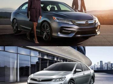 So Sánh Toyota Camry và Honda Accord : Hiện đại đối đầu với truyền thống