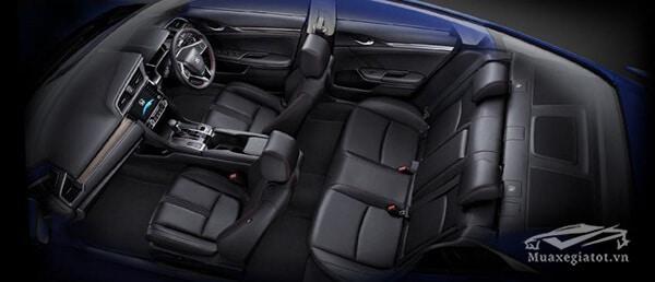 khong gian noi that honda civic 2019 facelift muaxegiatot vn Đánh giá xe Honda Civic 2021 kèm giá bán khuyến mãi!