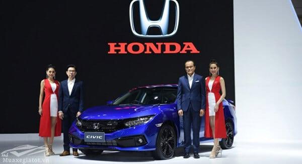 ra mat honda civic 2019 tai thai lan muaxegiatot vn Đánh giá xe Honda Civic 2021 kèm giá bán khuyến mãi!