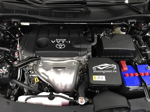 toyota camry 2019 25q reviewnhanh vn 4 Đánh giá xe Toyota Camry 2019 lắp ráp Việt Nam
