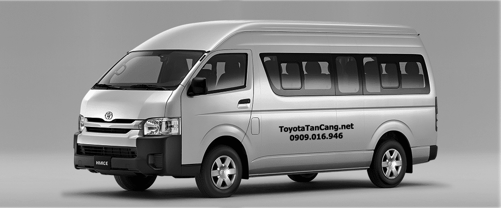 toyota hiac 2015 toyota tan cang 2 Chọn xe 16 chỗ Toyota Hiace hay Ford Transit 2021?