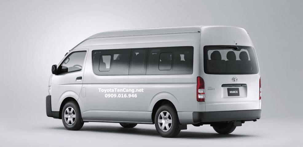 toyota hiac 2015 toyota tan cang 5 Chọn xe 16 chỗ Toyota Hiace hay Ford Transit 2021?