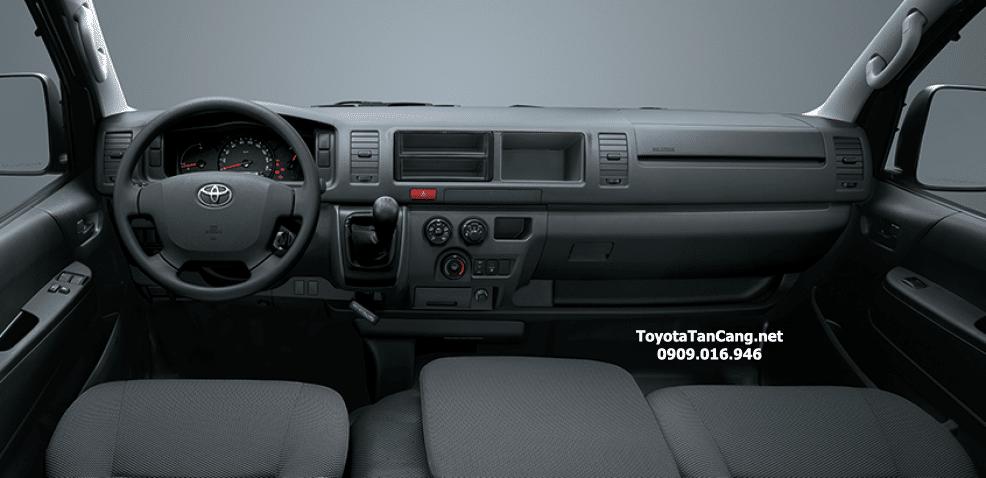 toyota hiac 2015 toyota tan cang 7 Chọn xe 16 chỗ Toyota Hiace hay Ford Transit 2021?