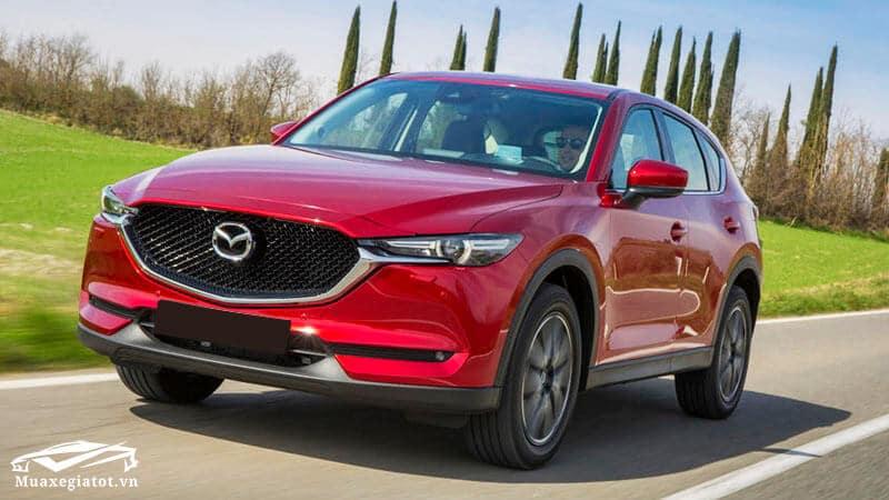 danh gia Mazda CX 5 2018 muaxegiatot vn 11 Dưới 1 tỷ đồng chọn mua Hyundai Tucson hay Mazda CX5?