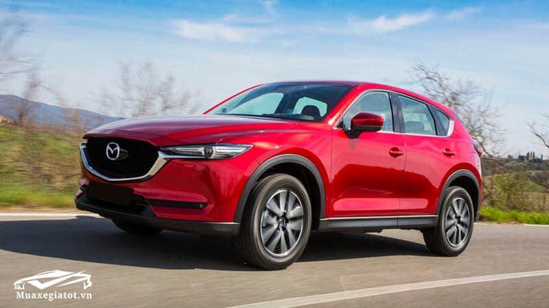 danh gia Mazda CX 5 2018 muaxegiatot vn 12 Dưới 1 tỷ đồng chọn mua Hyundai Tucson hay Mazda CX5?