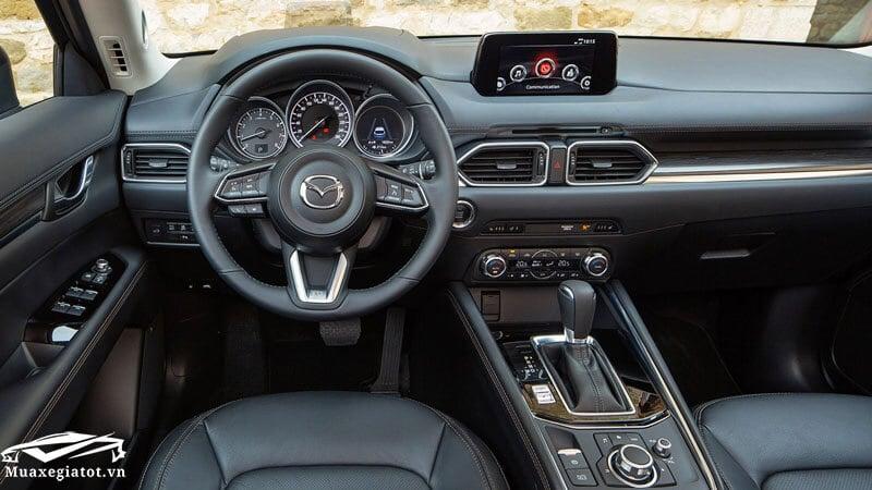 danh gia Mazda CX 5 2018 muaxegiatot vn 19 Dưới 1 tỷ đồng chọn mua Hyundai Tucson hay Mazda CX5?