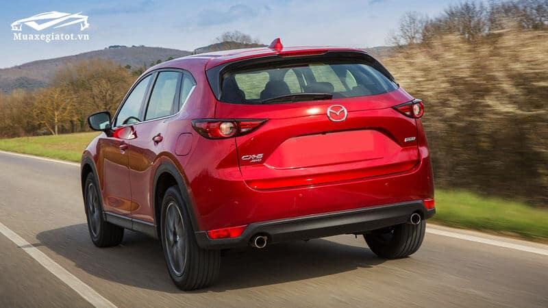 danh gia Mazda CX 5 2018 muaxegiatot vn 20 Dưới 1 tỷ đồng chọn mua Hyundai Tucson hay Mazda CX5?