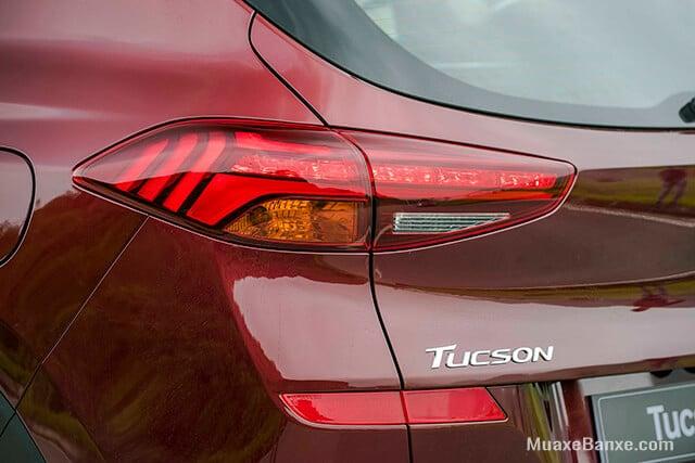 den hau hyundai tucson 2019 2020 16l t gdi dac biet muaxebanxe com Chi tiết xe Hyundai Tucson 1.6L Turbo máy xăng đặc biệt 2021
