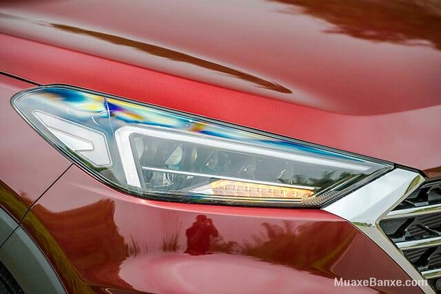den pha hyundai tucson 2019 2020 16l t gdi dac biet muaxebanxe com Chi tiết xe Hyundai Tucson 1.6L Turbo máy xăng đặc biệt 2021