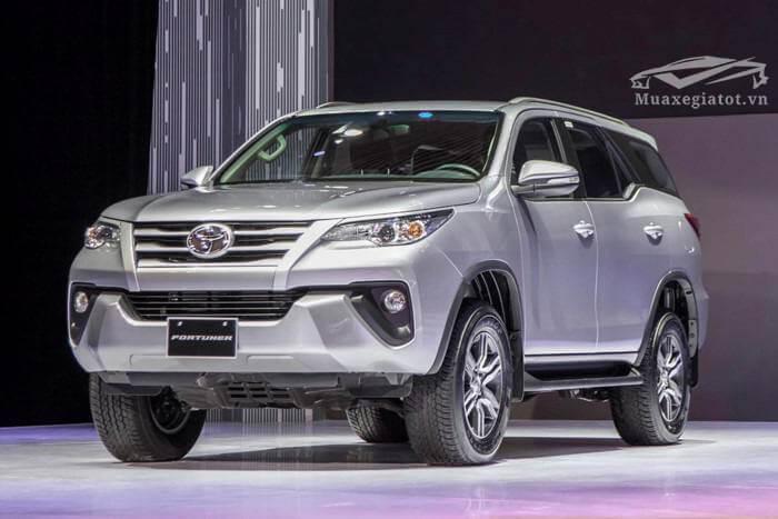 Đánh giá xe Toyota Fortuner 2020