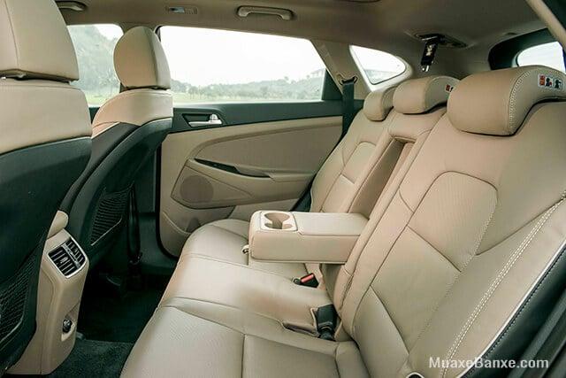 hang ghe sau hyundai tucson 2019 2020 16l t gdi dac biet muaxebanxe com Chi tiết xe Hyundai Tucson 1.6L Turbo máy xăng đặc biệt 2021