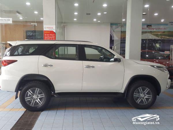 hong xe fortuner 2020 may xang 1 cau muaxebanxe com 2 Giá xe lăn bánh của Toyota Fortuner 2021 tại thị trường Việt Nam