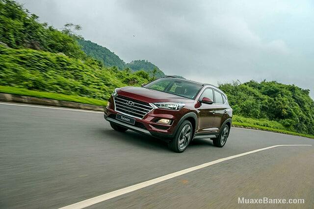lai thu xe hyundai tucson 2019 2020 16l t gdi dac biet muaxebanxe com Chi tiết xe Hyundai Tucson 1.6L Turbo máy xăng đặc biệt 2021